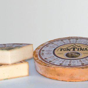 Fontina Aosta PDO