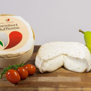 Buffalo milk Camembert